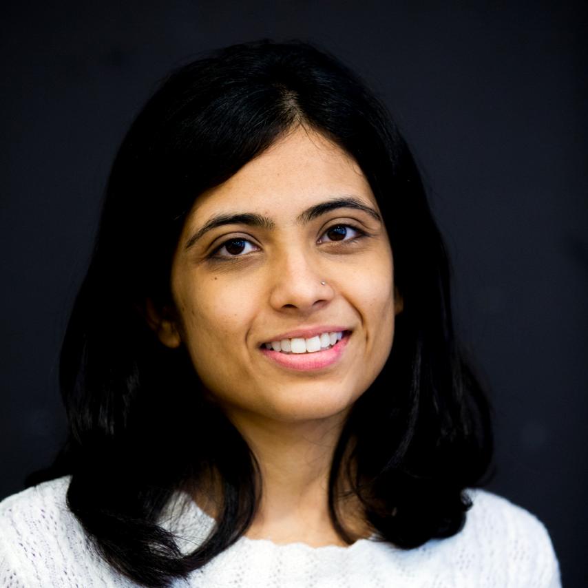 Portrait of Aditi Suryanarayan