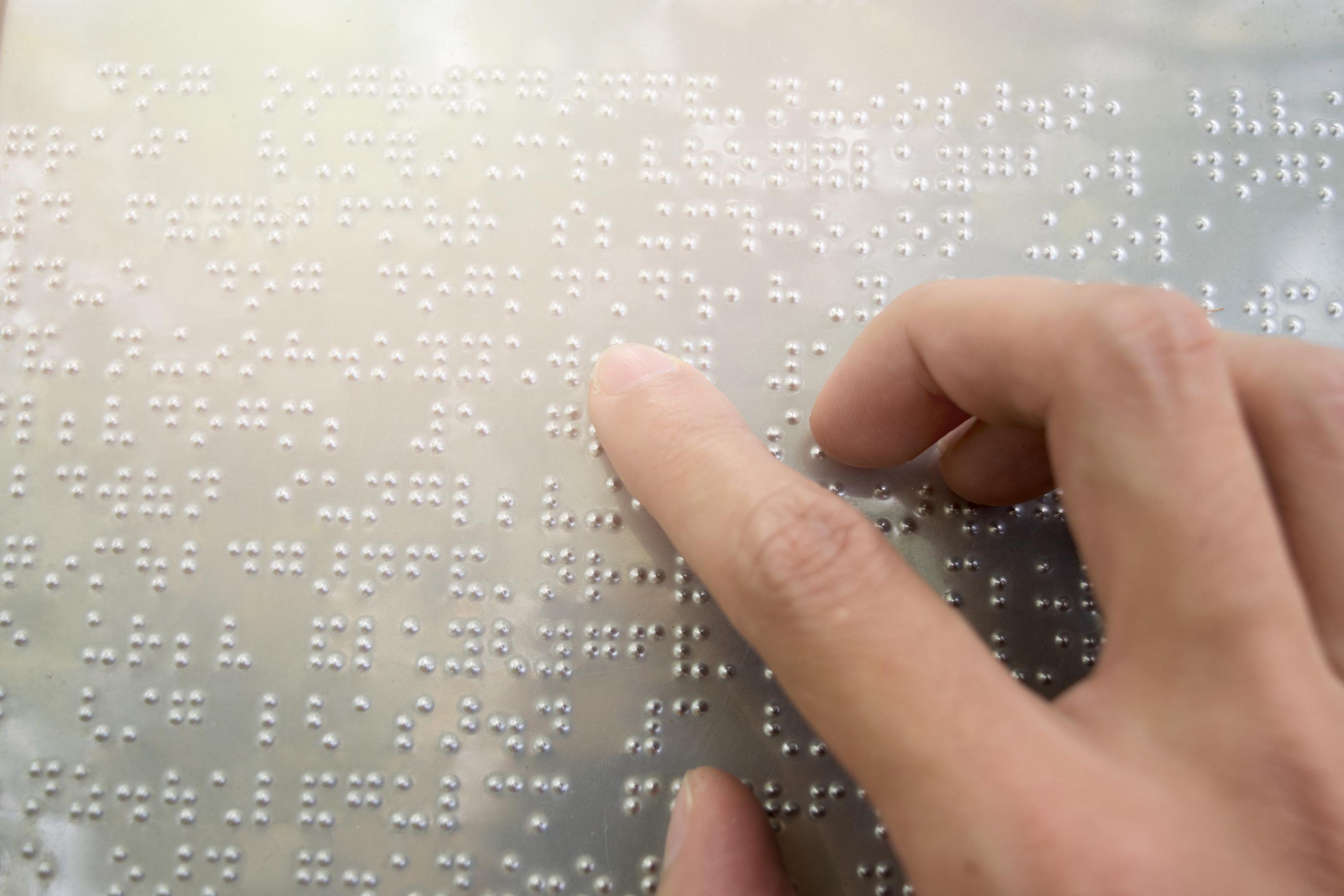 braille hero image