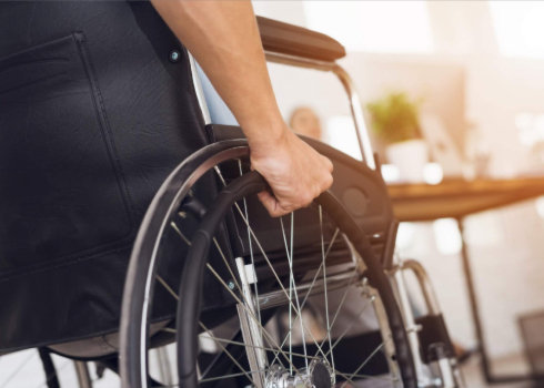 wheelchair - featured image